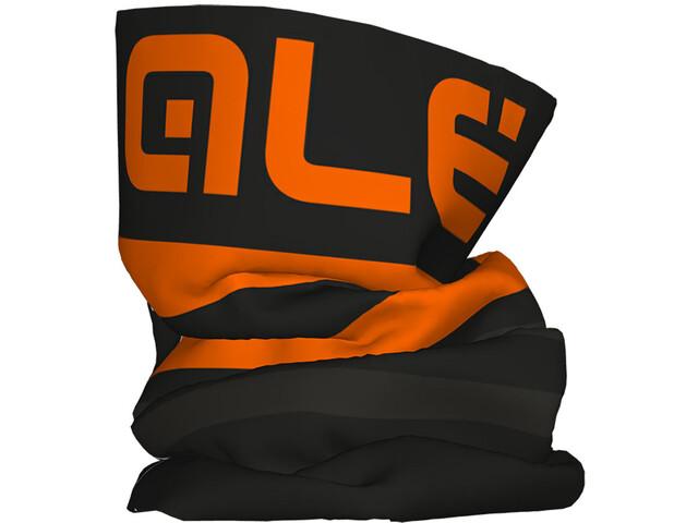 Alé Cycling Piuma Headgear black fluo orange